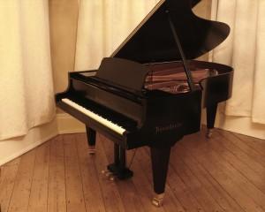 Bösendorfer 214 - first Tier 1 instrument